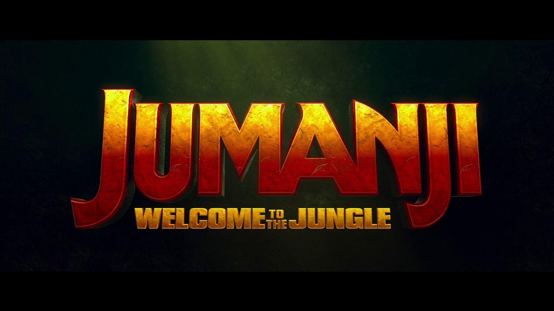 JUMANJI: Welcome To The Jungle (2017) Trailer - HD
