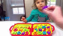 Best Learning Videos for Kids Smart Kid Genevisdaeve Teaches toddlers ABCS, Colors! Kid Learning Fun