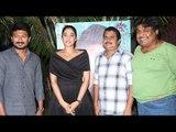Saravanan Iruka Bayamen Movie Press Meet - Udhayanidhi Stalin, Regina Cassandra, Srushti Dange