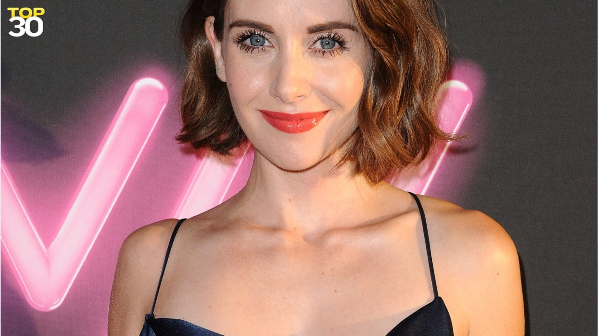 Alison Steadman Nude glow's alison brie says stint as college nudist readied her