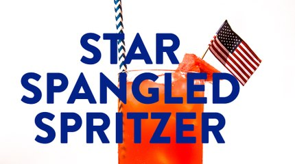Star Spangled Spritzer