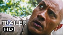JUMANJI 2׃ WELCOME TO THE JUNGLE Trailer #1 (2017) Dwayne Johnson, Karen Gillan, Kevin Hart Movie HD