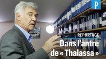 Thalassa : la salle aux trésors de Georges Pernoud