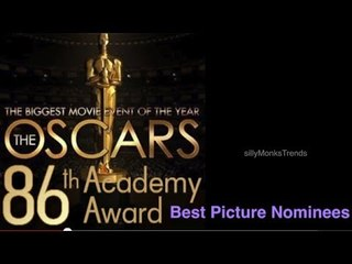 86th Oscars - Which will be the best picture?