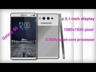 MWC 2014 - New Arrivals - Samsung Galaxy S5/ Nokia X/ HTC Desire 816