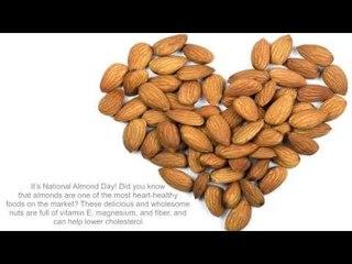 World Almond Day!!