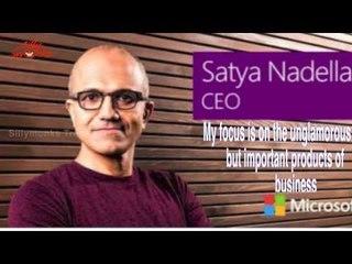 From Hyderabad To Silicon Valley - Satya Nadella