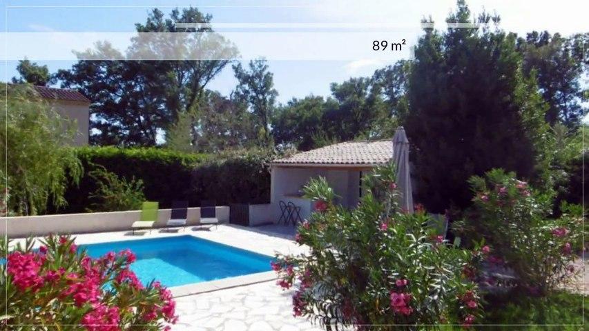 A vendre - Maison/villa - St didier (84210) - 4 pièces - 89m²