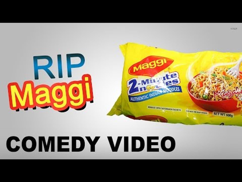 R.I.P - Maggi (Spoof Video) || Sanjaya On Sanjaya Uvacha (Kya Bola Baap) - #Ep 8