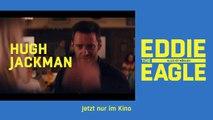 Eddie the Eagle - Alles ist möglich _ Jetzt im Kino! Coach Spot #2 _ Deutsch HD JETZT _ TrVi-WY