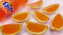 Cuisine bricolage en buvant Comment gelée faire faire à Il eau fanta pouding orange aromatisé Fanta jeu de cuisine pudding orange faire de la gelée