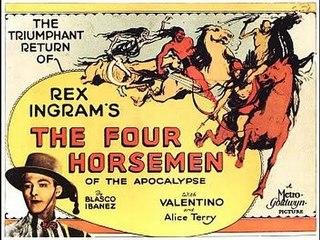 Les quatre cavaliers de l'apocalypse (The four horsemen) -  Film Complet en Français vost