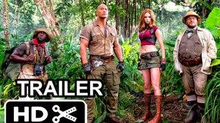 Jumanji- Welcome to the Jungle Trailer #1 (2017) - Movieclips Trailers