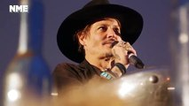 Johnny Depp at Glastonbury 2017 When was the last time an actor assassinated a president