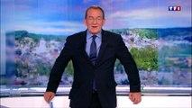JT de 13 heures : Jean-Pierre Pernaut parodie Emmanuel Macron