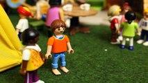 Playmobil camp dété toutes les parties
