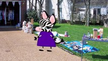 Noir poupée plupart porc Peppa Pig poupée noire part2 terribles Peppa part2