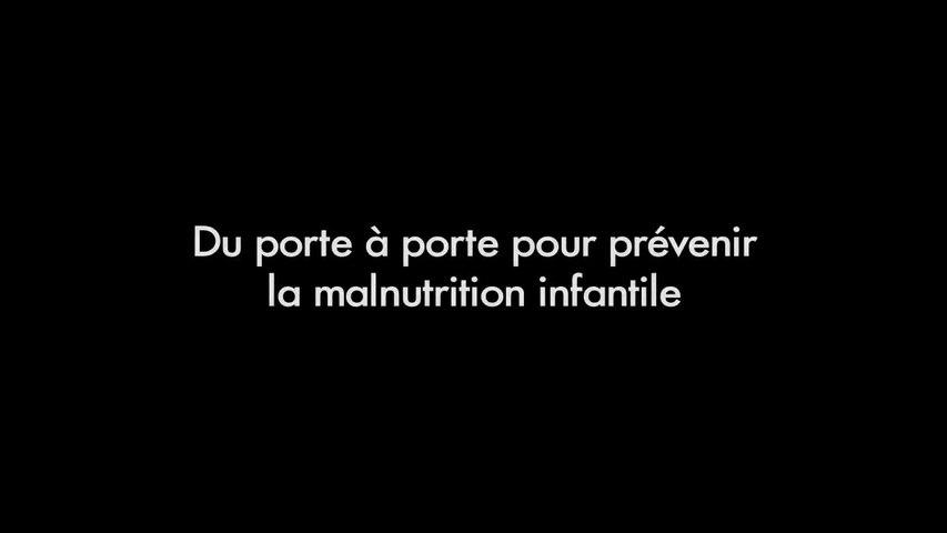 Laafi benre : une bouillie vendue en porte-à-porte pour prévenir la malnutrition