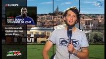 #MercatOM : Kurt Zouma s'éloigne de l'OM