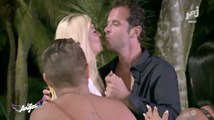 Fail ! Mélanie rate son smack avec Fabrice (Les Anges 9) - ZAPPING PEOPLE DU 30/06/2017