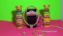 PLAY-DOH Tutorial How to make Play-Doh Rings and Jewelry from PlayDough