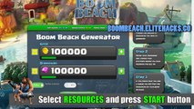 Boom Beach Hack - Best Boom Beach Cheats ( Free Unlimited Diamonds, Gold and Wood) 2017