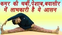 पक्षी आसन, Bird pose Yoga | Health Benefits | कमर की चर्बी, पेशाब, बवासीर में लाभकारी | Boldsky