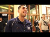 Josesito Lopez talks about his win, maidana - broner, soto karass - thurman EsNews Boxing