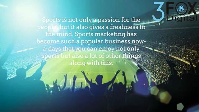 sport marketing as brand marketing