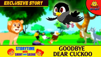 Goodbye Dear Cuckoo (EXCLUSIVE) | Stories For Kids In English | Learning Kids Stories by Koo Koo Tv