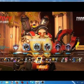 Mr Zefyras NAUJAS! overwach gameplay