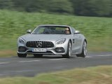 Essai Mercedes-AMG GT C Roadster 2017