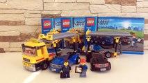 Voiture voiture construire ville examen Vitesse transporteur LEGO 60060 LEGO