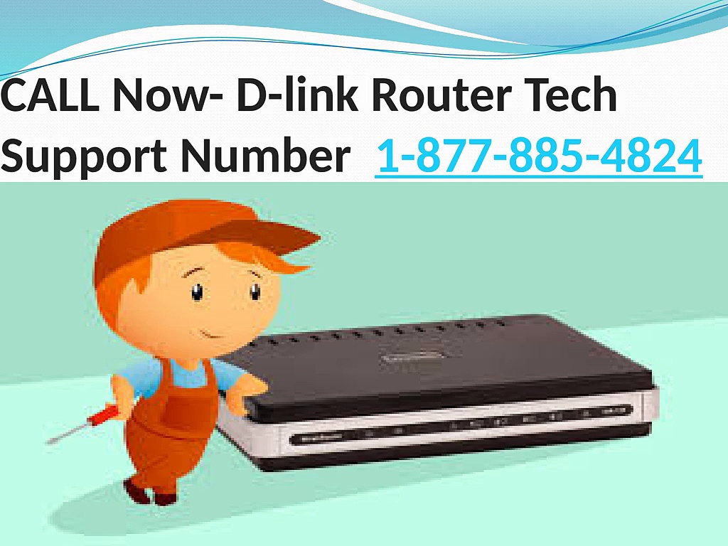 Online Customer support ***1 877 885 4824*** D-link Router tech support Number