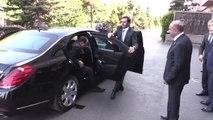 Milli Savunma Bakanı Işık, Katar Milli Savunma Bakanı El-Atiyye Ile Bir Araya Geldi