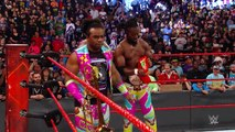 2016.12.12- Big E and Kofi Kingston vs. Cesaro and Sheamus vs. Luke Gallows and Karl Anderson- RAW