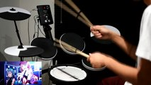 Gakusen Toshi Asterisk 2nd Season OP 【The Asterisk War】by Shiena Nishizawa Drum Cover