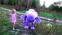 ЛУНТИК Подарок для Лунтика Kids Videos Новые Серии 2016 года про Лунтика Игры для Детей Ку
