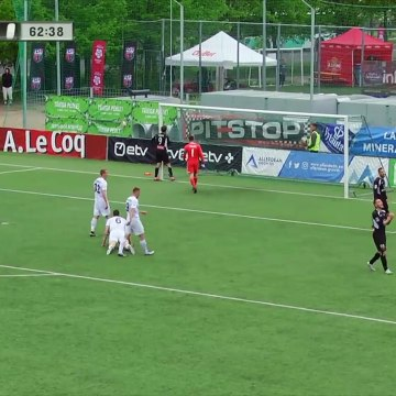 14. voor 2017: FCI Tallinn Nõmme Kalju FC 2:2 (1:0)