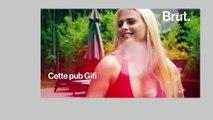 Une pub de Gifi avec Loana jugée sexiste et grossophobe