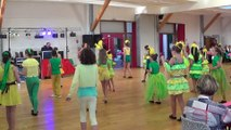 Danses à deux à Douarnenez – Gala 2017 - enfants - madison funky