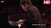 #Cliburn2017 PRELIMINARY ROUND - Yutong Sun - Shostakovich: Prelude and Fugue in D Minor