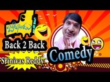 Srinivas Reddy Back to Back Comedy Scenes in Jadoogadu || Naga Shourya, Sonarika Bhadoria