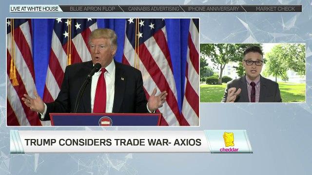 Will Trump's Tariffs Start a Trade War?