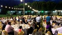 Akhisar Belediyesi şehit aileleri ile fitar yemeğinde buluştu