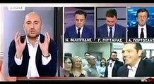 Ο Αρης Πορτοσάλτε εγκαλεί τον Κωνσταντίνο Μπογδάνο γιατί δεν του άρεσε κάτι που είπε για τον Αδωνι!