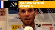Présentation Étape 6 - Tour de France 2017