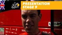 Presentation - Stage 9 - Tour de France 2017
