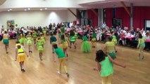 Danses à deux à Douarnenez – Gala 2017 –  enfants - kuduro