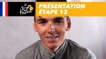 Présentation Étape 13 - Tour de France 2017